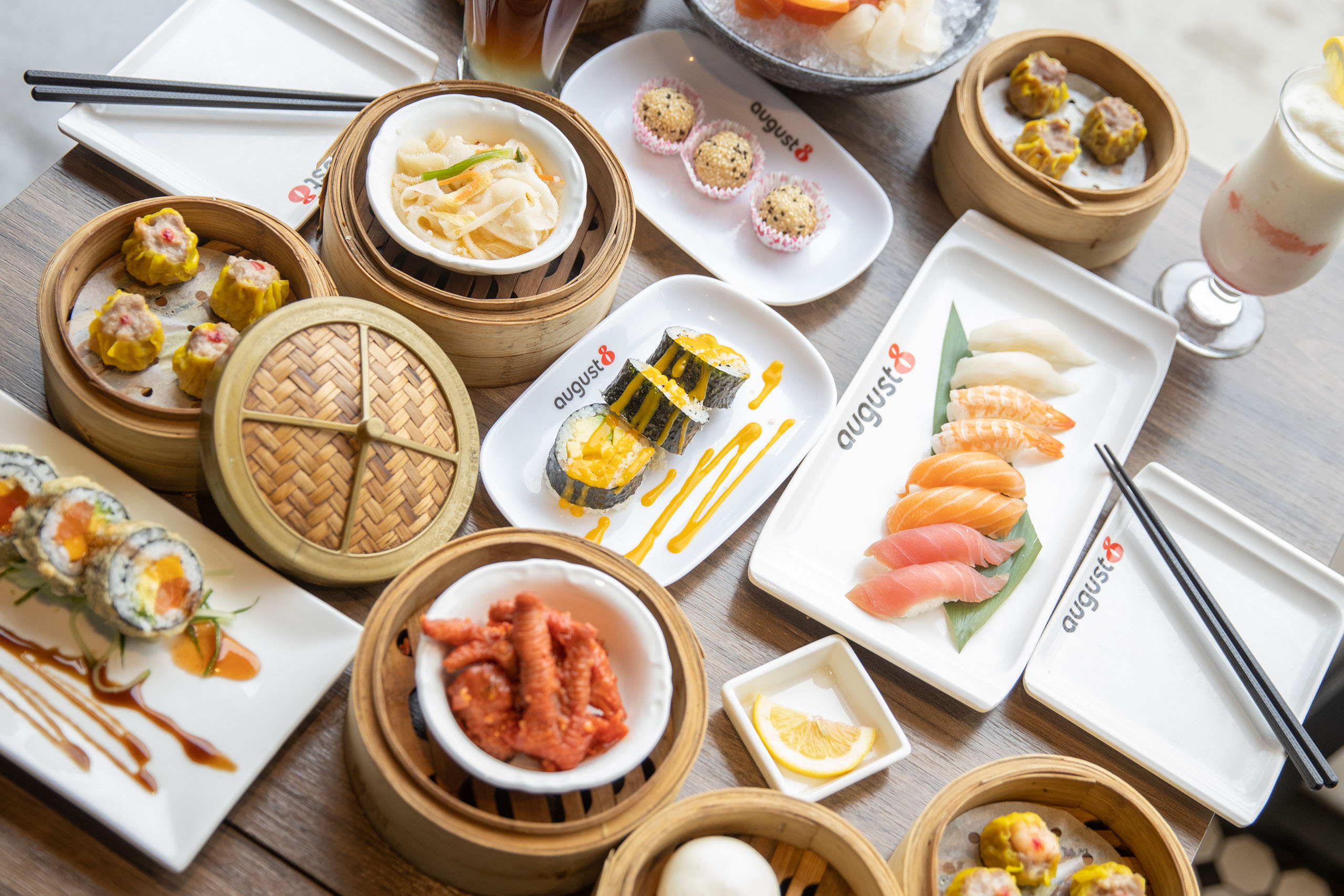 August 8 in Downtown Hamilton | AYCE Sushi